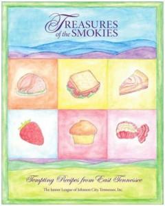 Treasures of the Smokies Cookbook
